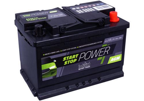 Intact Start-Stop-Power 12V 70Ah