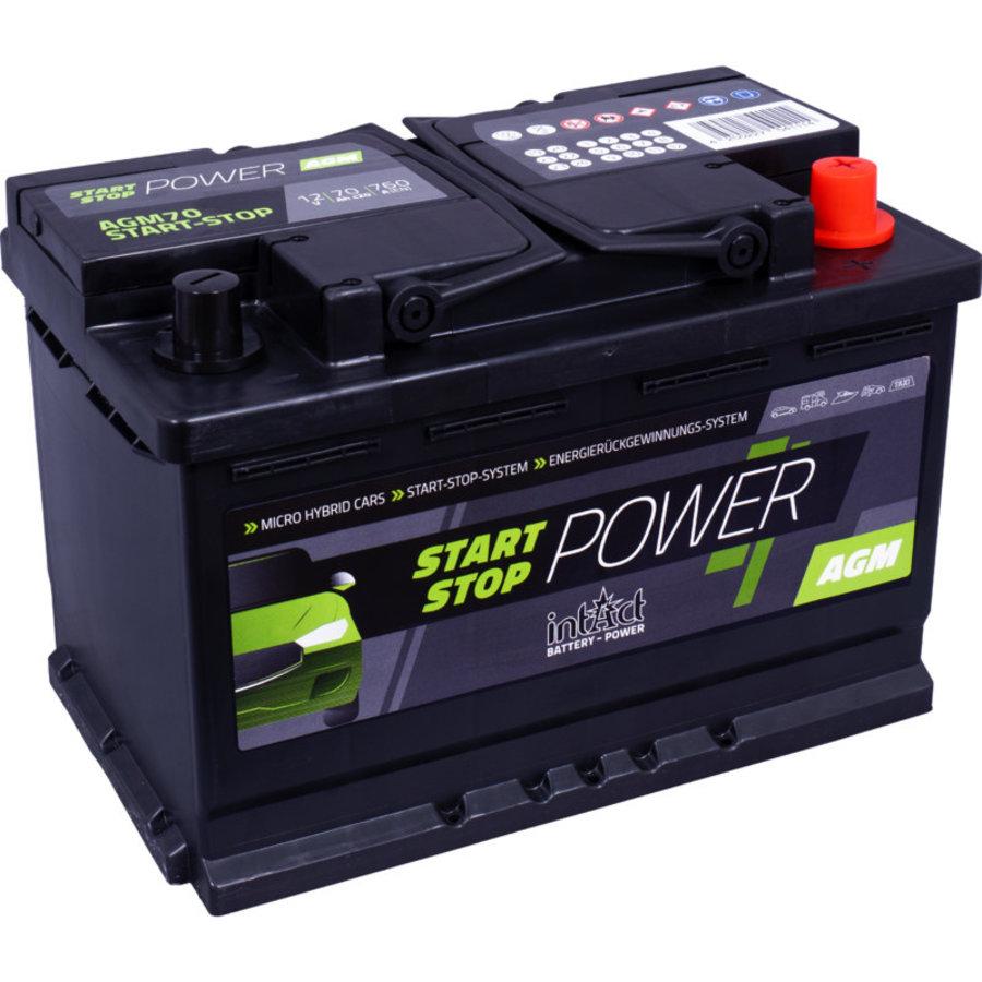 Intact Start-Stop-Power 12V 70Ah-1