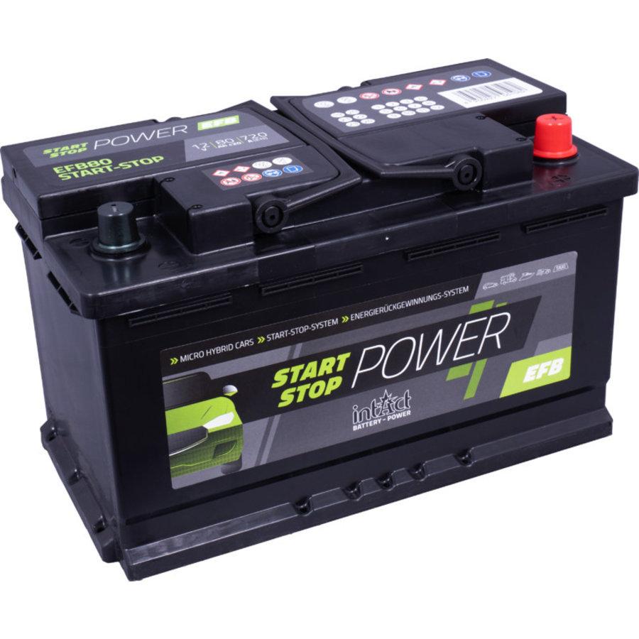 Intact Start-Stop Power 12V 80Ah-1