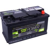 Intact Start-Stop Power 12V 75Ah