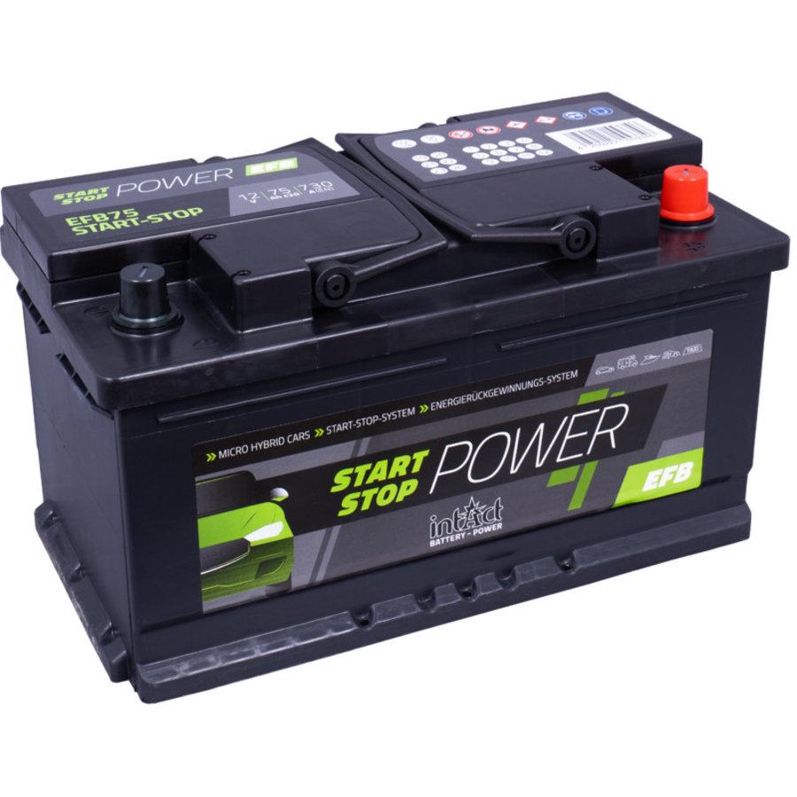 Intact Start-Stop Power 12V 75Ah-1