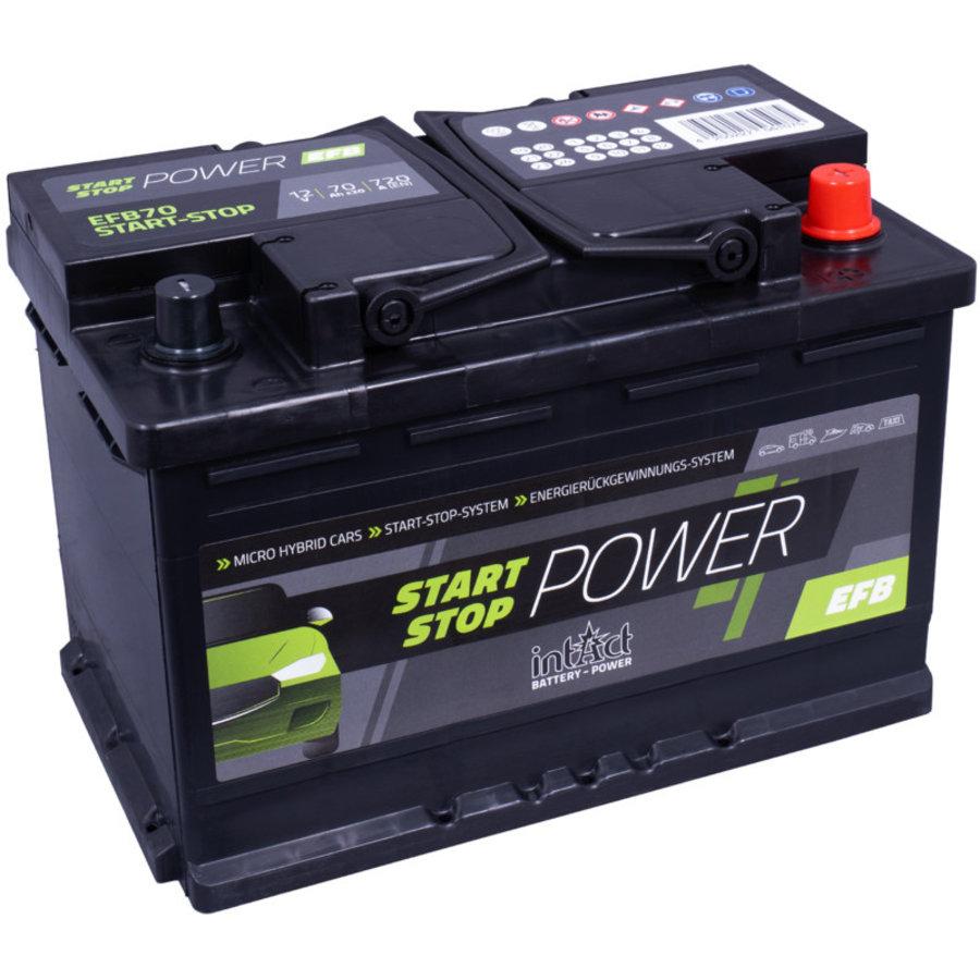 Intact Start-Stop Power 12V 70Ah-1
