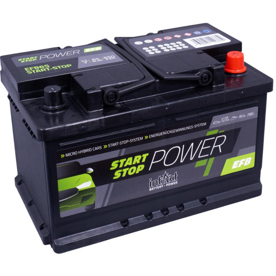 Intact Start-Stop Power 12V 65Ah-1