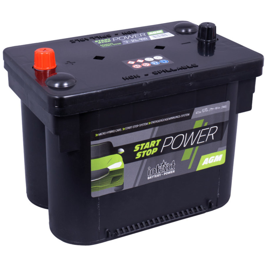 Intact Start-Stop Power 12V 50Ah-1
