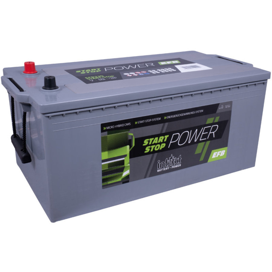 Intact Start-Stop Power 12V 235Ah-1