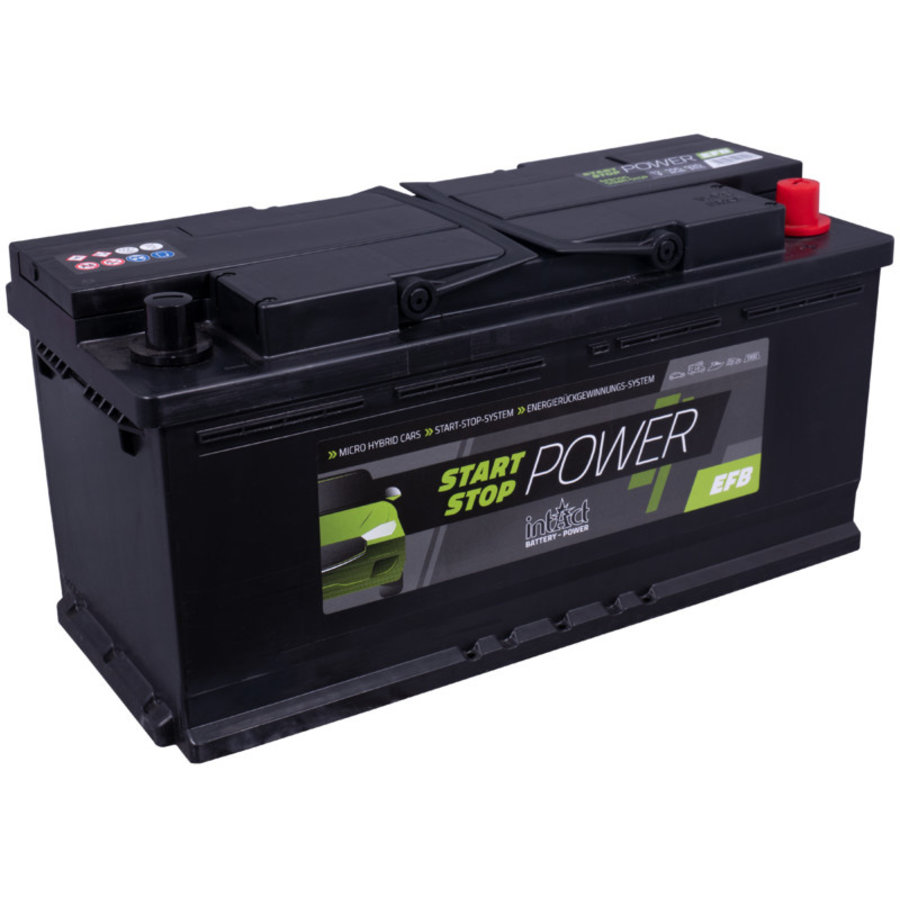 Intact Start-Stop Power 12V 105Ah-1