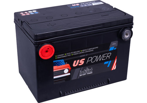Intact US-Power 12V 70Ah ZA