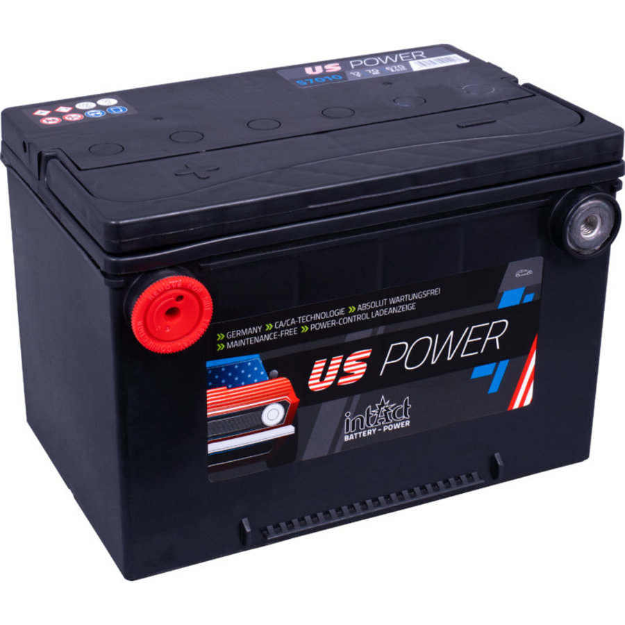 Intact US-Power 12V 70Ah ZA-1