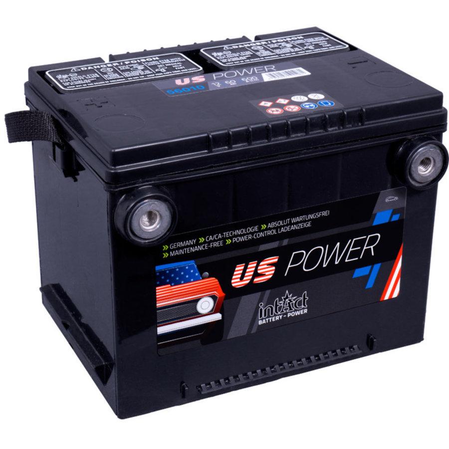 Intact US-Power 12V 60Ah ZA AM-1