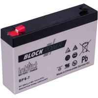 Intact Block-Power 6V 7Ah BP