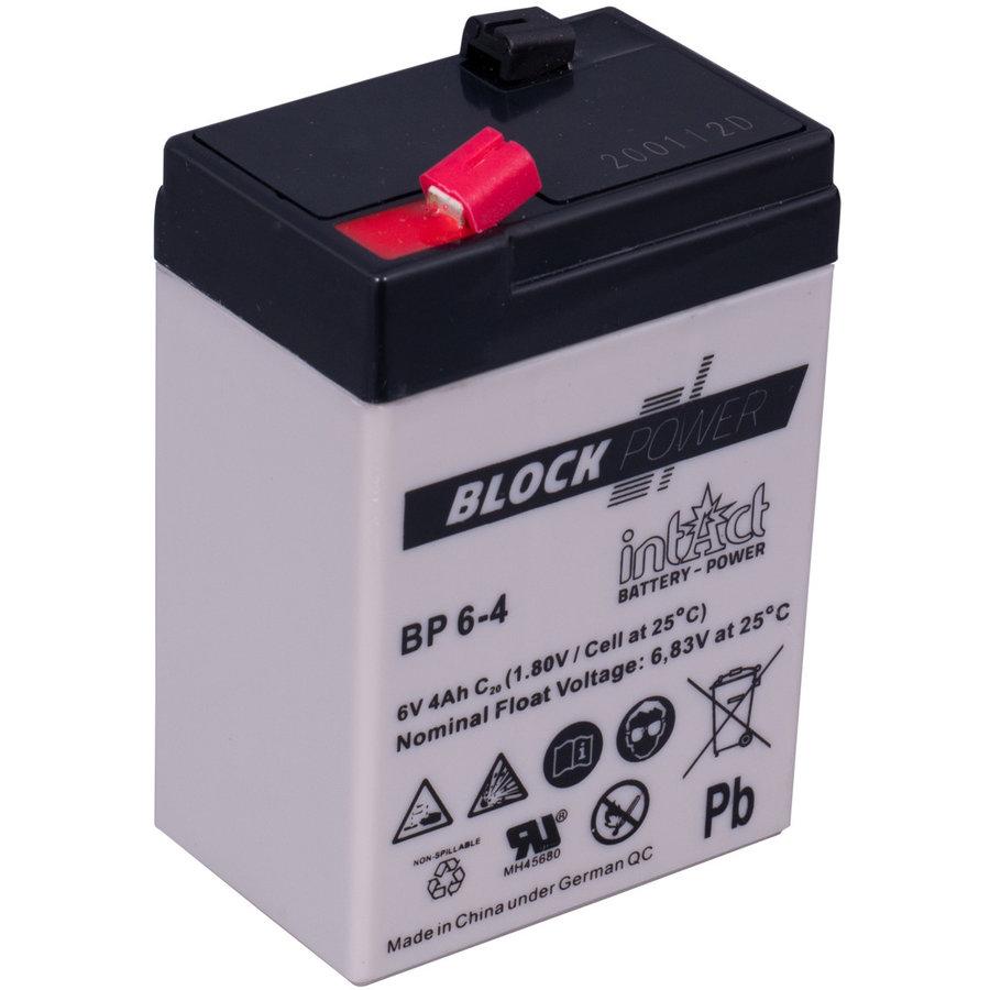 Intact Block-Power 6V 4Ah BP-1