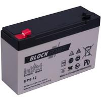 Intact Block-Power 6V 12Ah BP