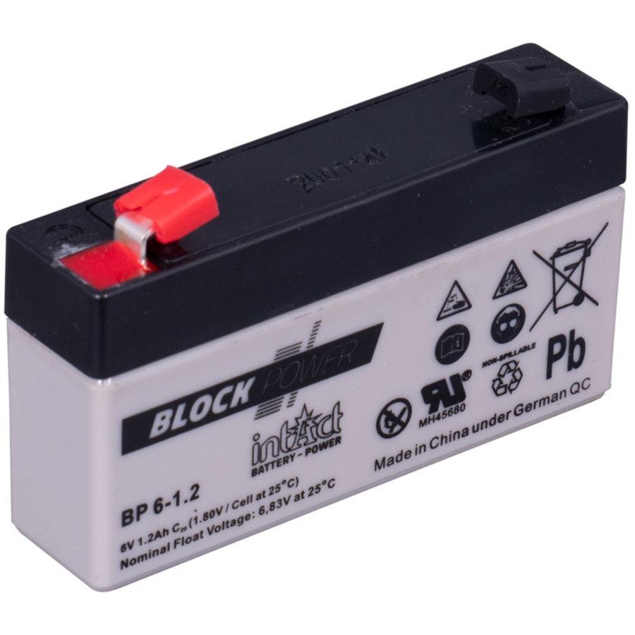 Intact Block-Power 6V 1,2Ah BP-1