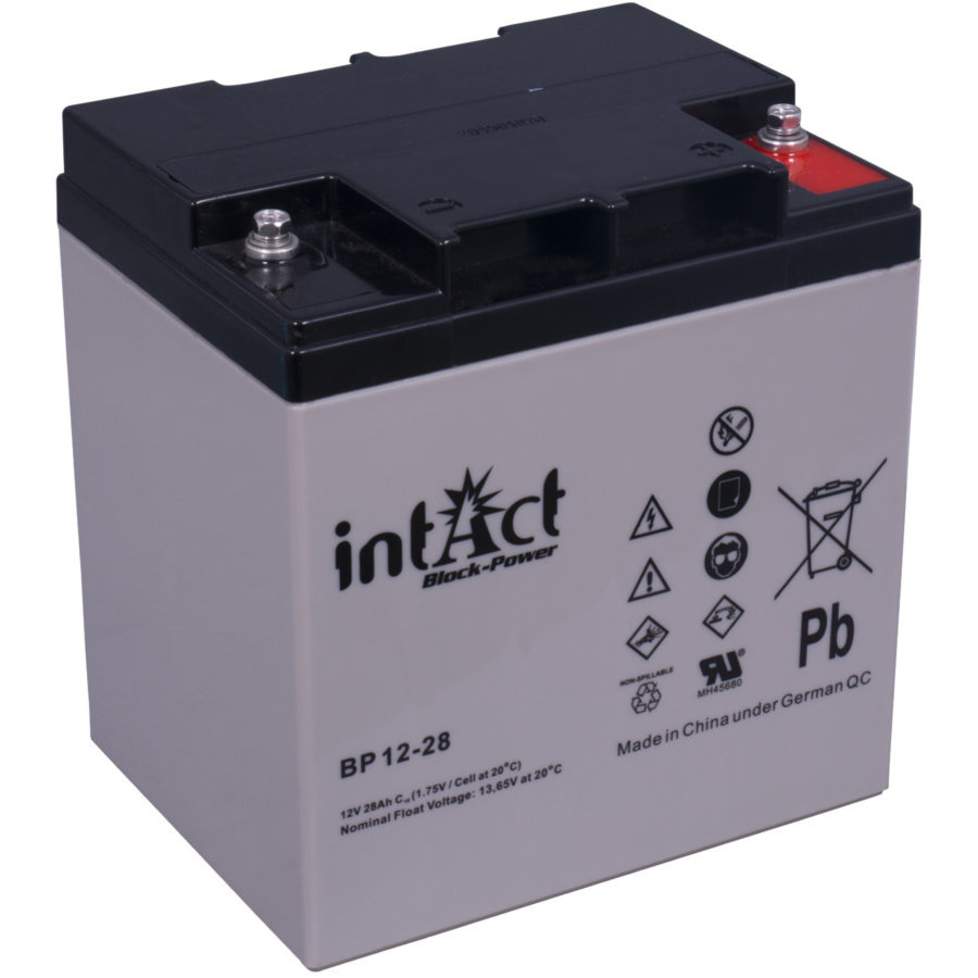 Intact Block-Power 12v 28Ah BP-1