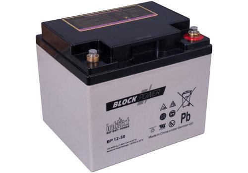 Intact Block-Power 12V 50Ah BP