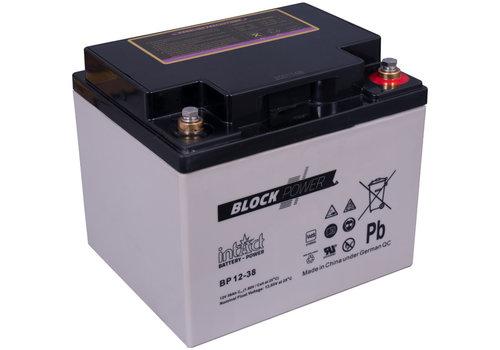Intact Block-Power 12V 38Ah BP