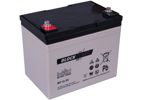 Intact Block-Power 12V 35Ah BP