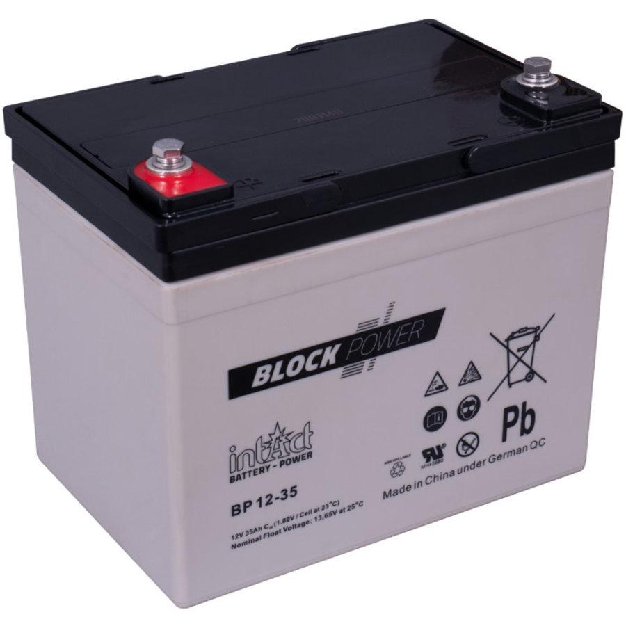 Intact Block-Power 12V 35Ah BP-1