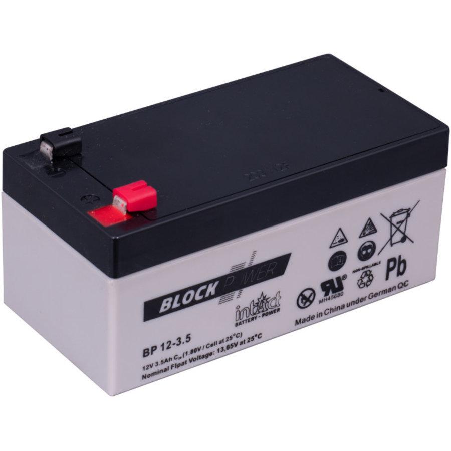 Intact Block-Power 12V 3,5Ah BP-1