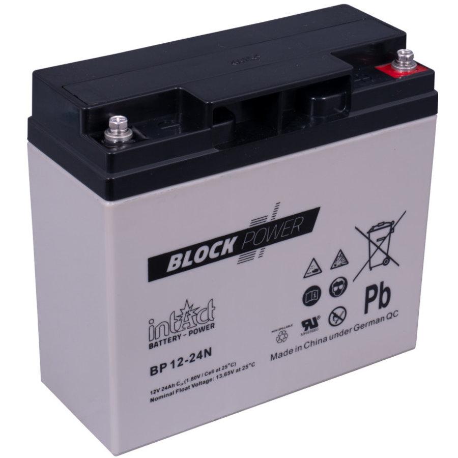 Intact Block-Power 12V 24Ah BP-1