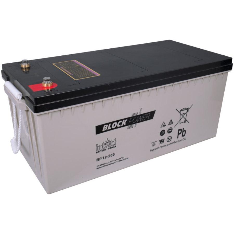 Intact Block-Power 12V 200Ah BP-1