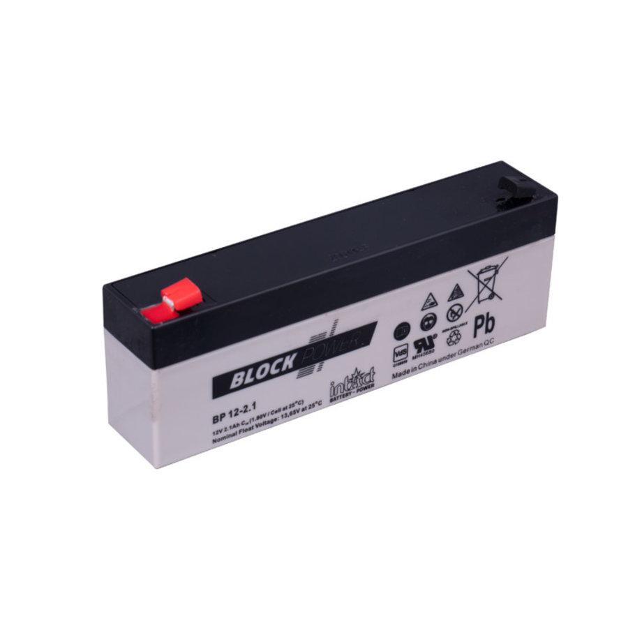 Intact Block-Power 12V 2,1 Ah BP-1