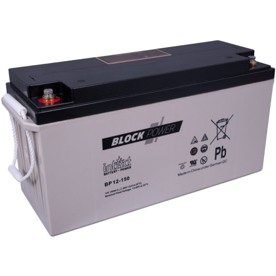 Intact Block-Power 12V 150Ah BP-1