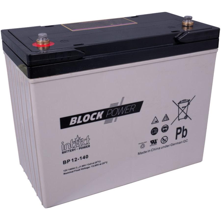 Intact Block-Power 12V 140Ah BP-1