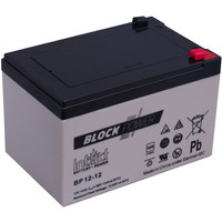 Intact Block-Power 12V 12Ah BP