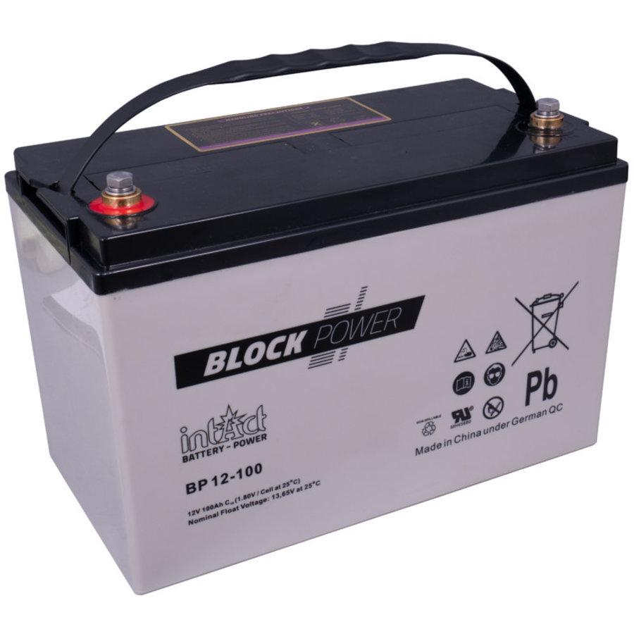 Intact Block-Power 12V 100Ah BP-1