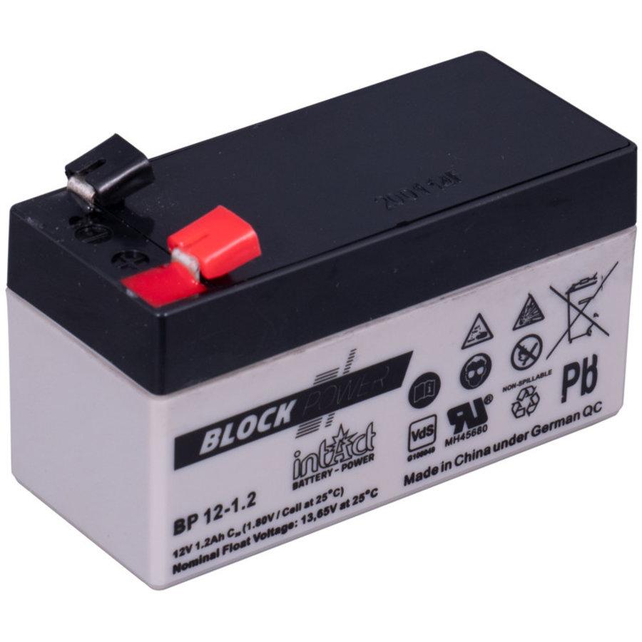 Intact Block-Power 12V 1,2Ah BP-1