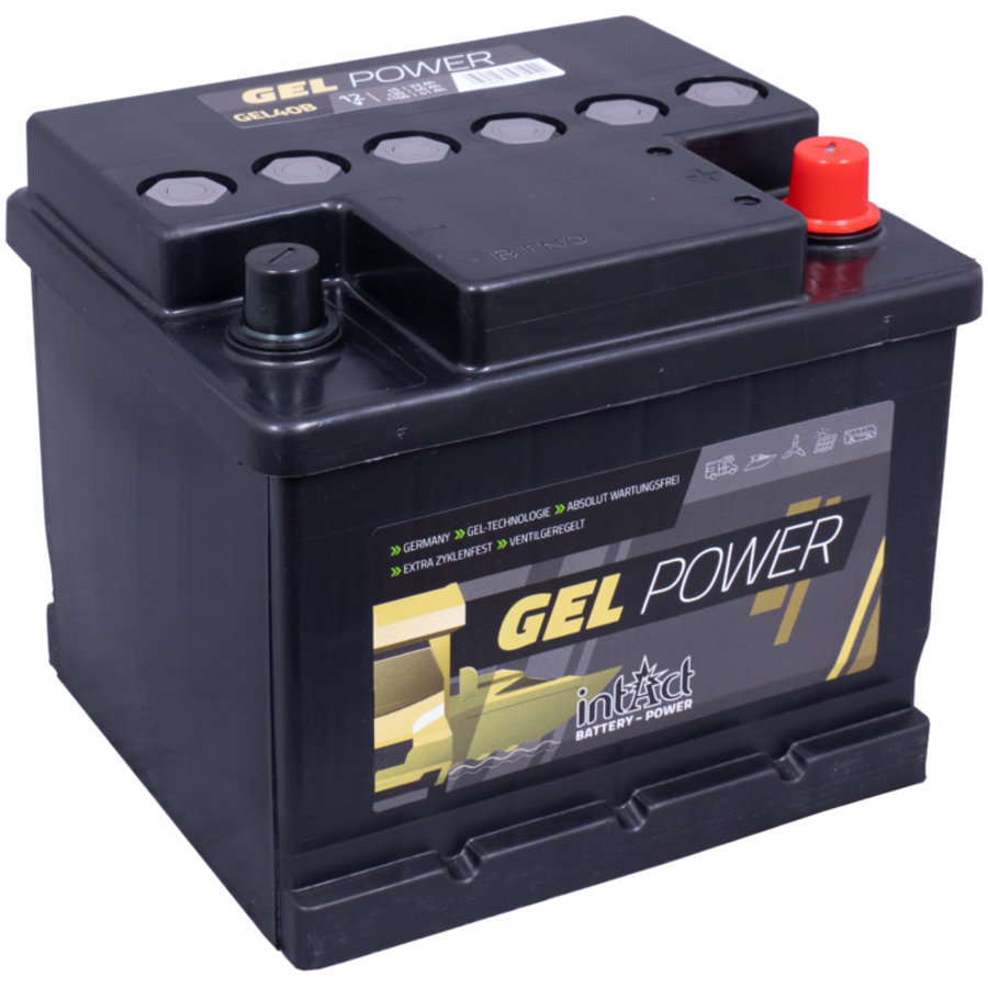 Intact Gel-Power 12V 40Ah-1