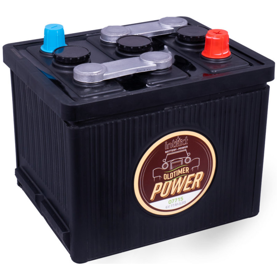 Intact Oldtimer-Power 6V 77Ah-1