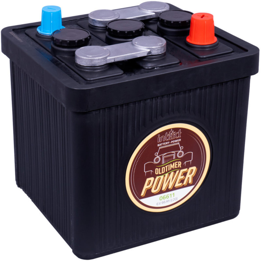 Intact Oldtimer-Power 6V 66Ah-1