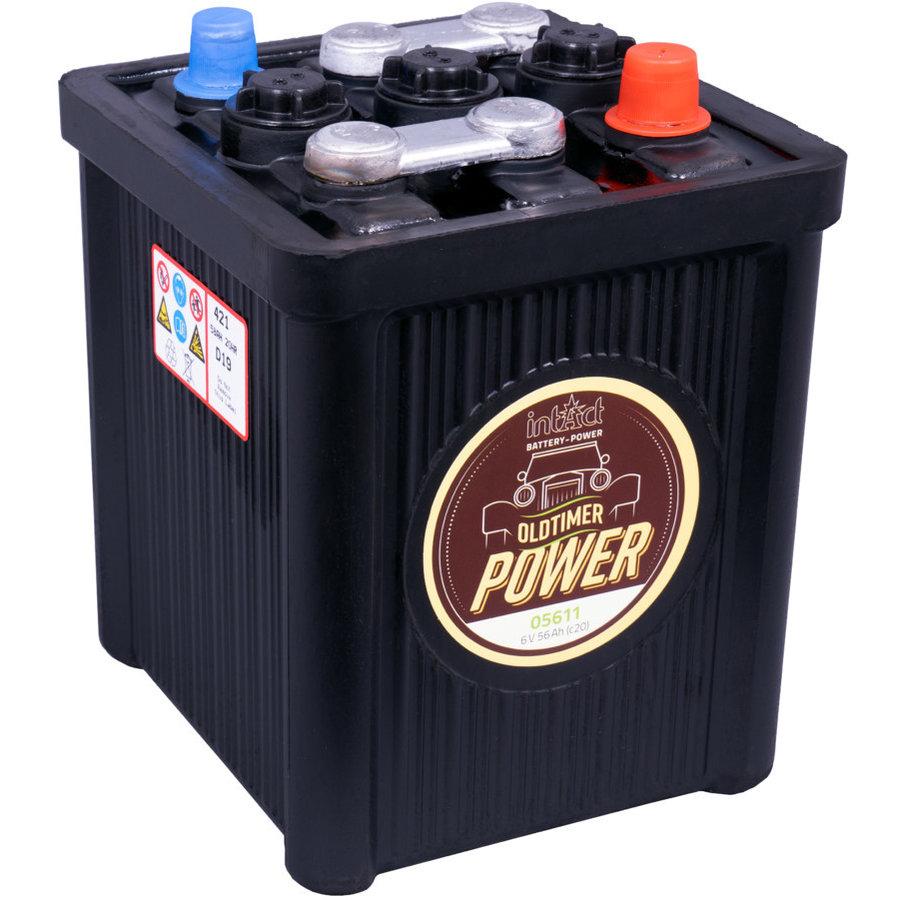 Intact Oldtimer-Power 6V 56Ah-1