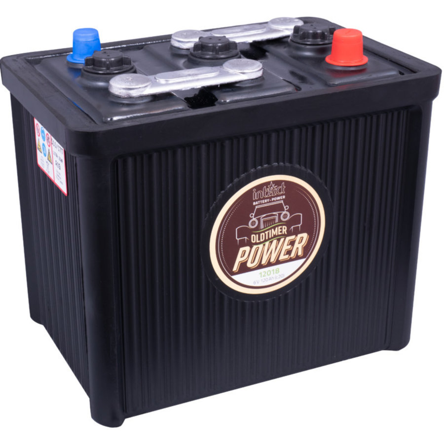 Intact Oldtimer-Power 6V 120Ah-1