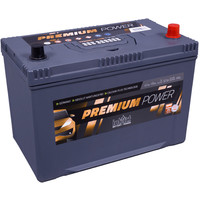 Intact Premium-Power 12V 95Ah ASIA +R