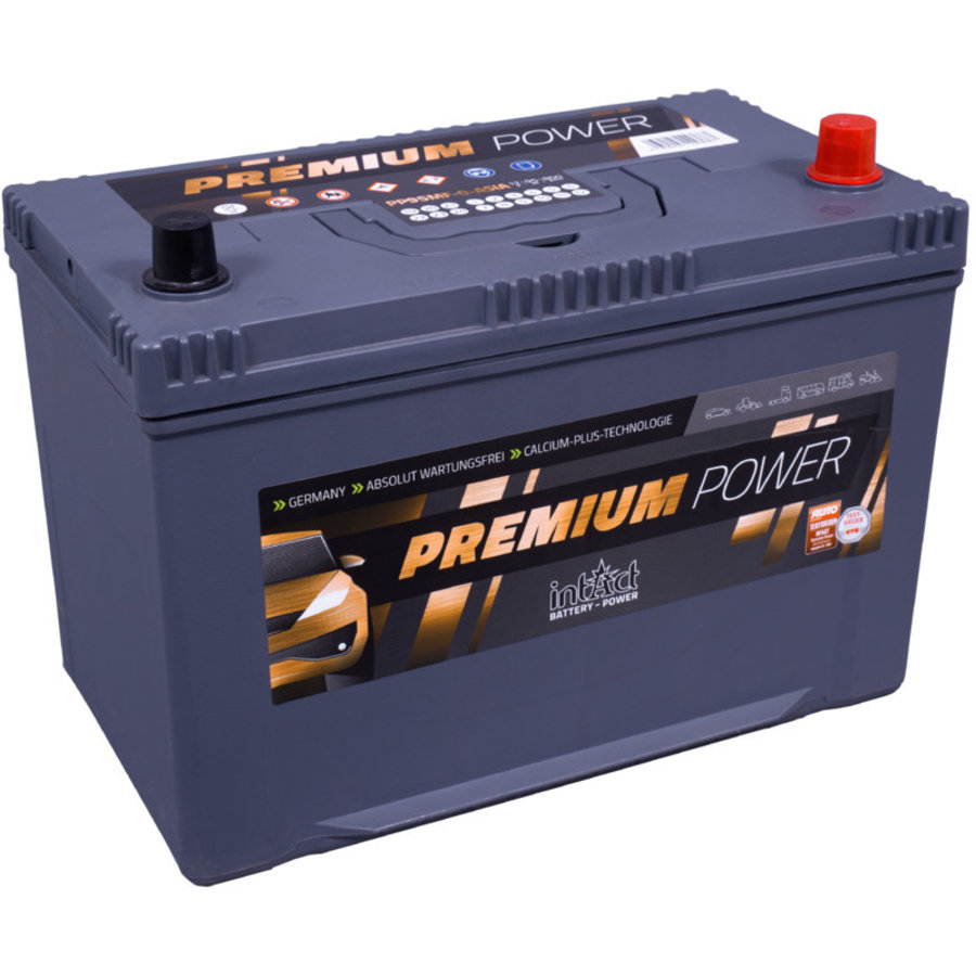 Intact Premium-Power 12V 95Ah ASIA +R-1