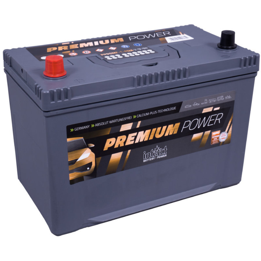 Intact Premium-Power 12V 95Ah ASIA +L-1