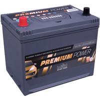 Intact Premium-Power 12V 75Ah ASIA +L