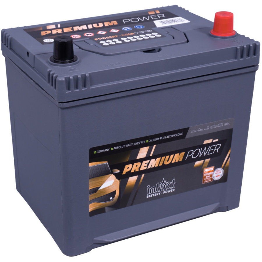 Intact Premium-Power 12V 65Ah ASIA-1