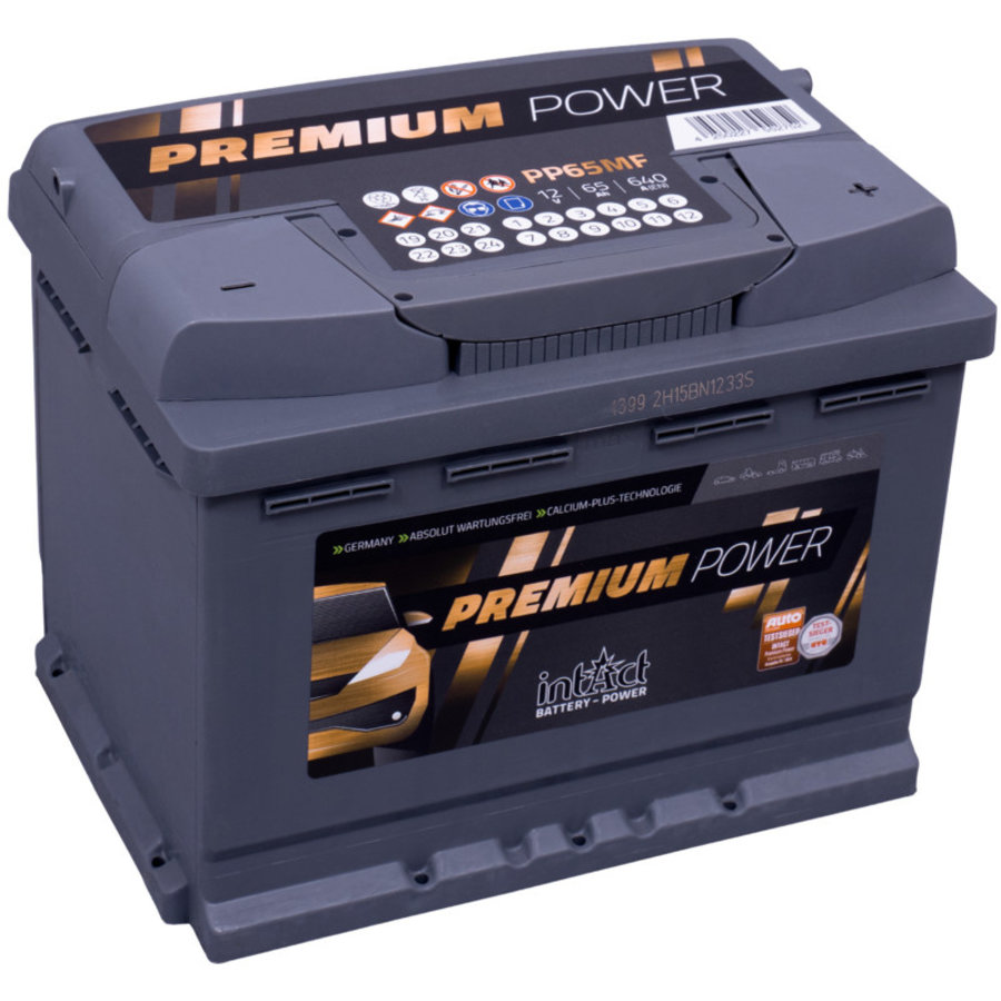 Intact Premium-Power 12V 65Ah-1