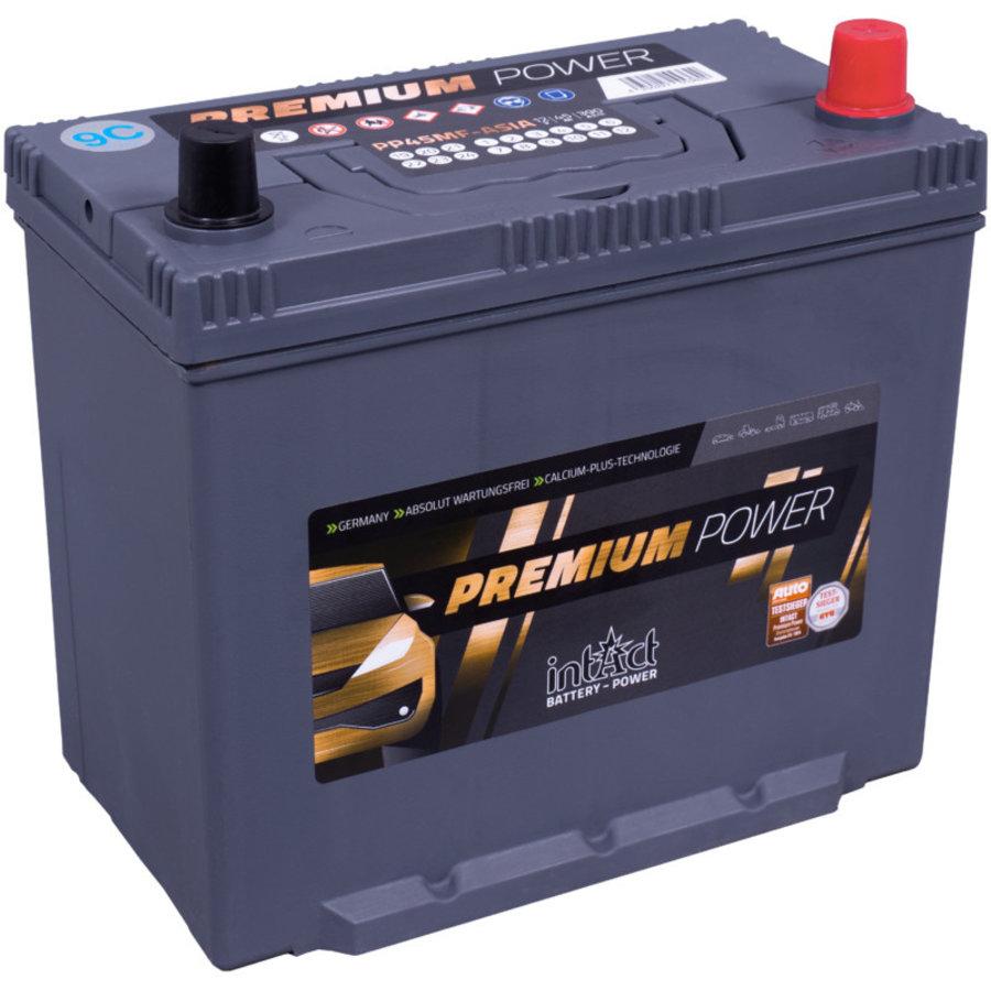 Intact Premium-Power 12V 45Ah ASIA-1
