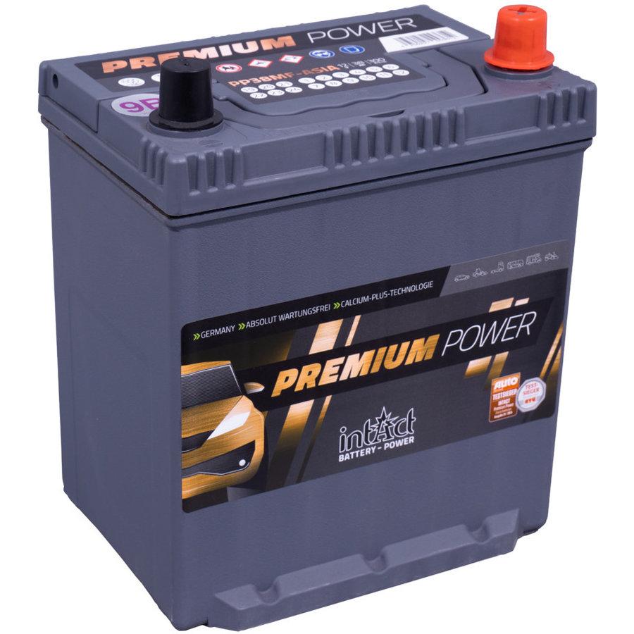Intact Premium-Power 12V 38Ah ASIA-1