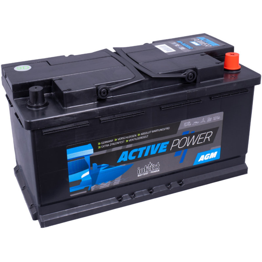 Intact Active-Power AGM 12V 92Ah-1