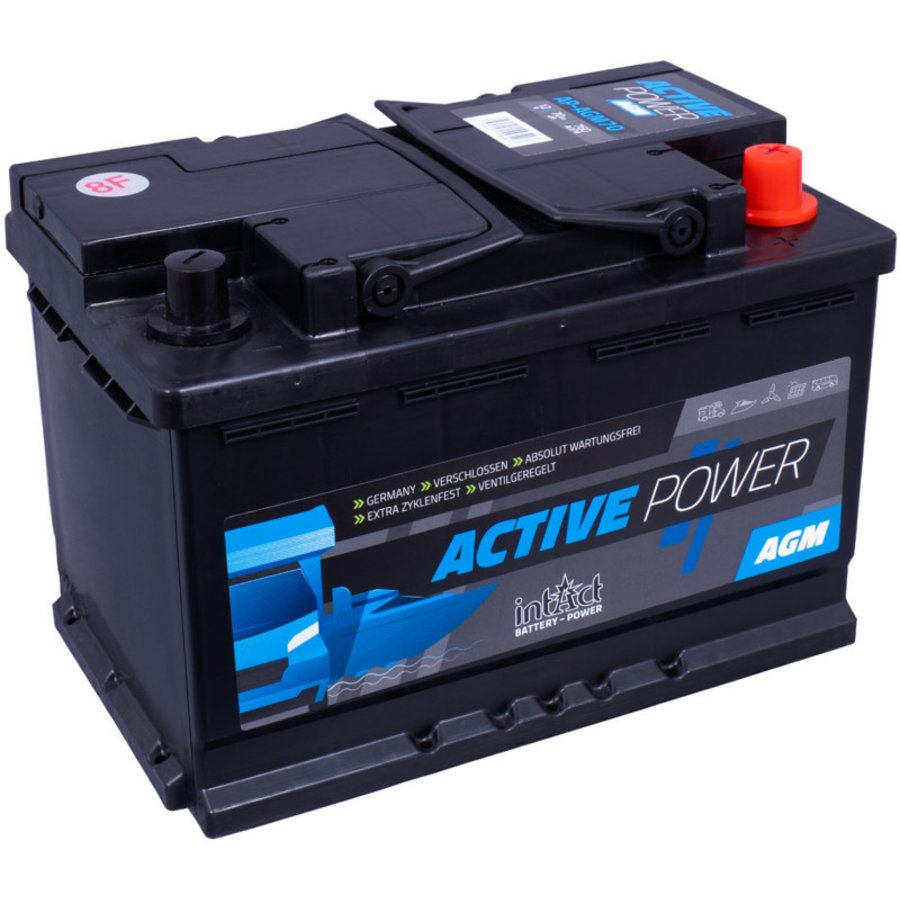 Intact Active-Power AGM 12V 70Ah-1