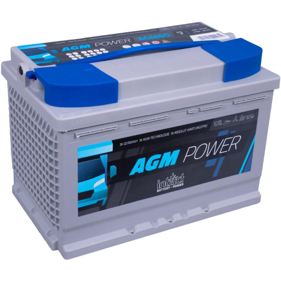 Intact AGM-Power 12V 65Ah-1