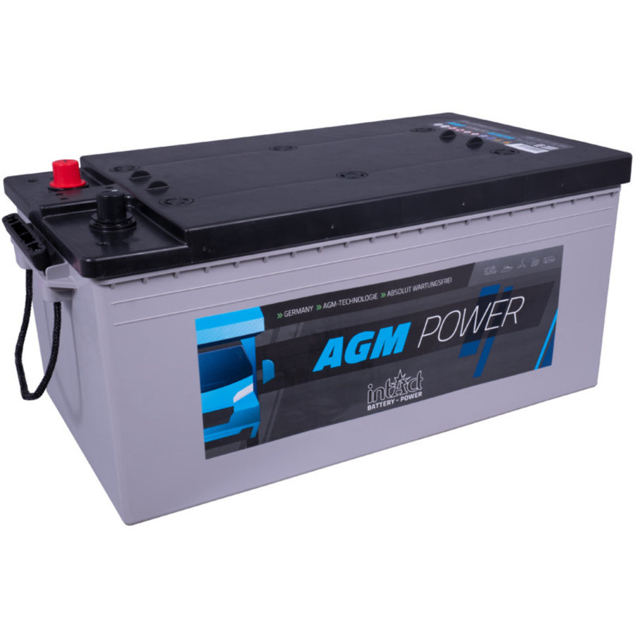 Intact AGM-Power 12V 200Ah-1