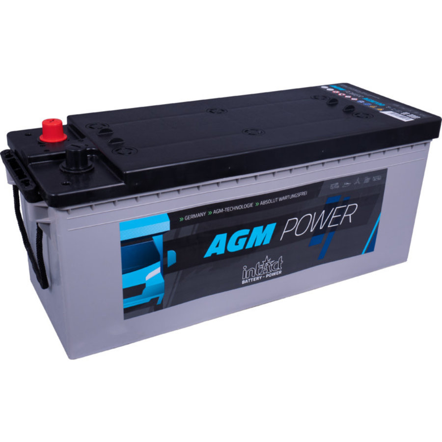 Intact AGM-Power 12V 130Ah-1