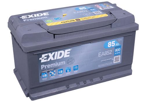 Exide Premium EA852 12V 85Ah